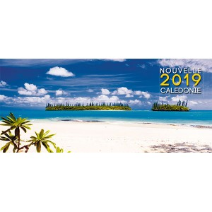 CALENDRIERS 2019 panoramique